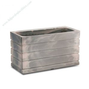 High Quality Fiberglass Rectangle Planter Boxes