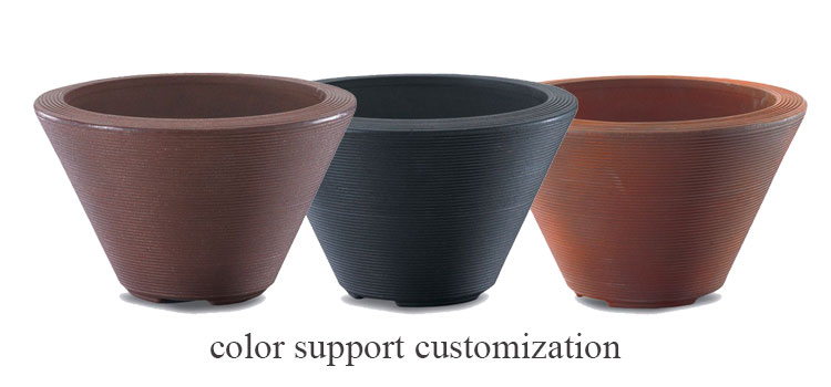 wholesale-fiberglass-tapered-outdoor-planter-1