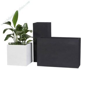 Large outdoor fiberglass planters HD-FP202