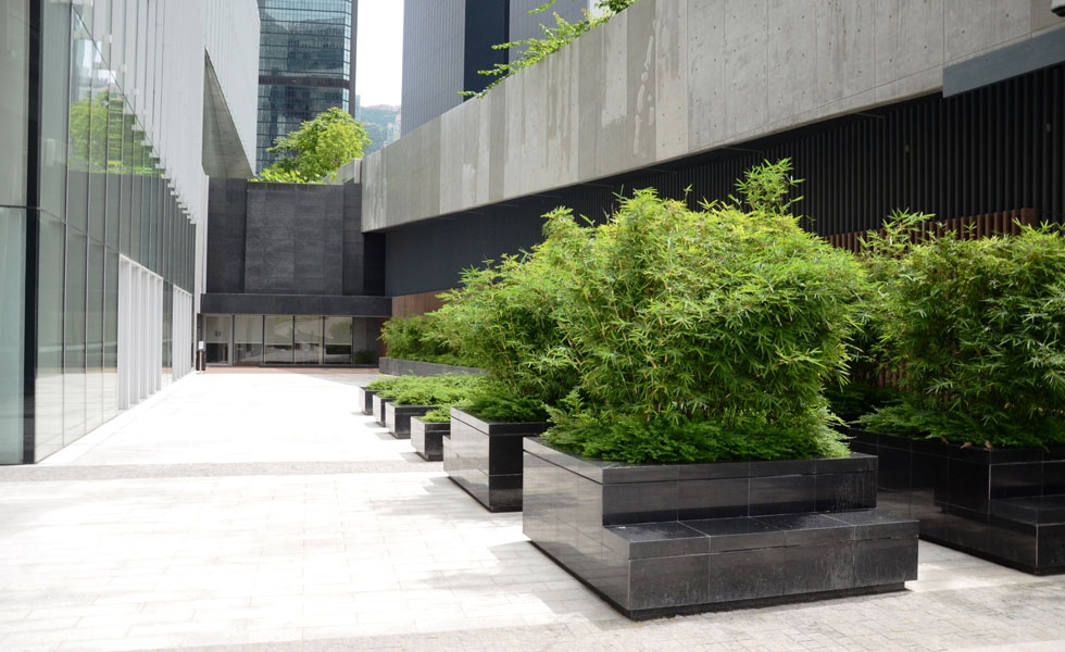 Why do you need a commercial planters?