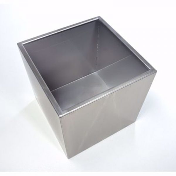 Stainless Steel Square Planter Pots 8