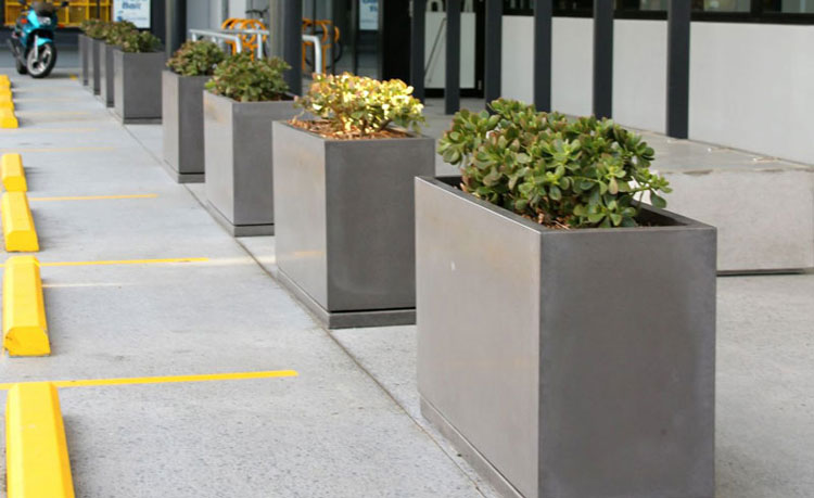 Wholesale-stainless-steel-rectangular-planters