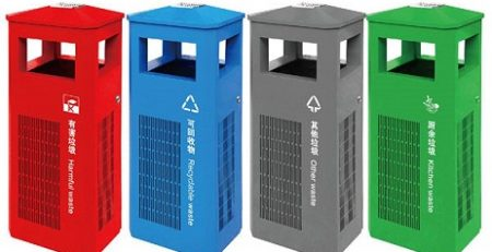 New-sorting-recycle-bins-support-for-waste-management-2