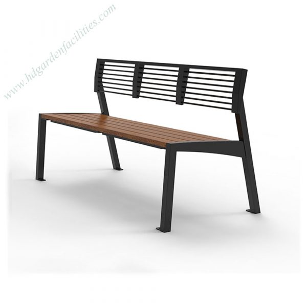 China supplier wholesale modern outdoor bench HD-GF2011 (1)