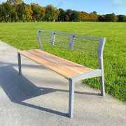 China supplier wholesale modern outdoor bench HD-GF2011 (2)