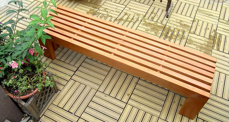 How much outdoor garden benches wholesale price
